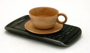 Teacup scale