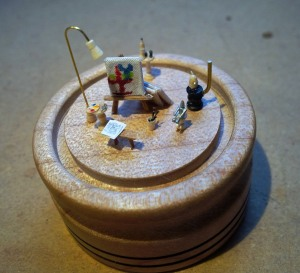 Centerpiece Art in Miniature 2