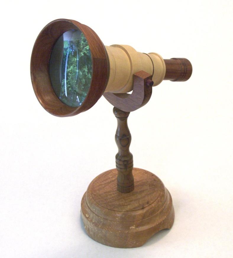 Telemagnifier